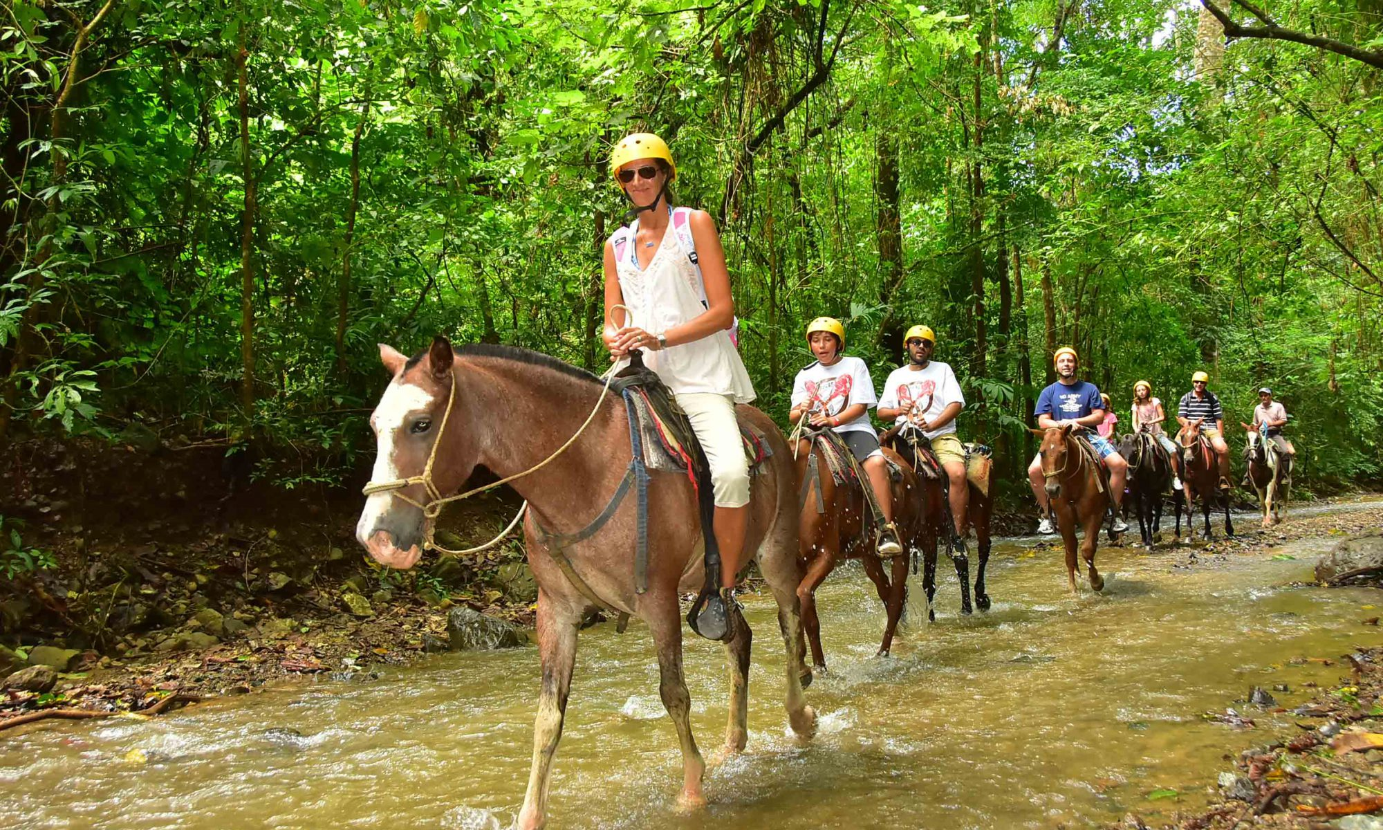 Horseback Riding Fun - Long Island Adventures