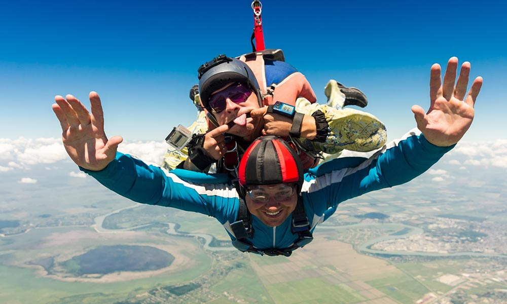 sky diving - activities - attractions - events - things to do | Long Island Adventures